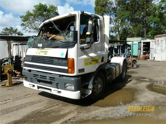 2000 DAF CF85 Beenleigh Truck Parts Pty Ltd - Wrecking for Sale