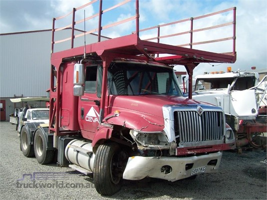 2007 International 7600 - Wrecking for Sale