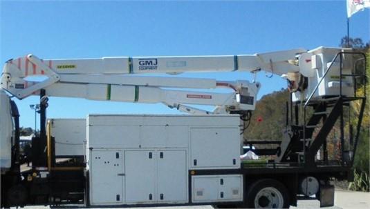 2004 GMJ Equipment SW500 EWP - Truck Bodies for Sale