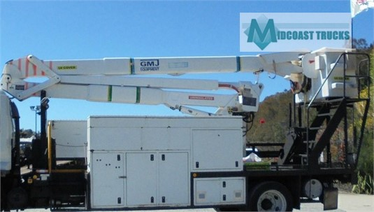 2004 GMJ Equipment SW500 EWP Midcoast Trucks - Truck Bodies for Sale