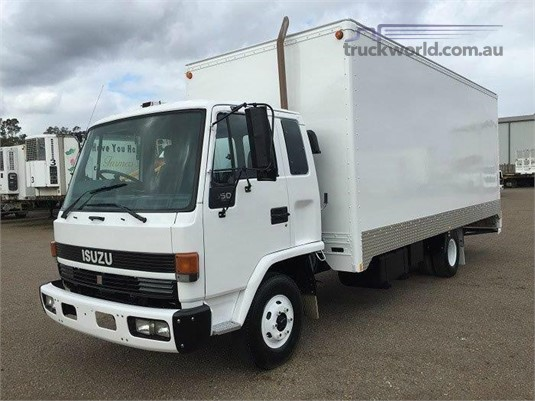 1994 Isuzu FSR 550 Trucks for Sale