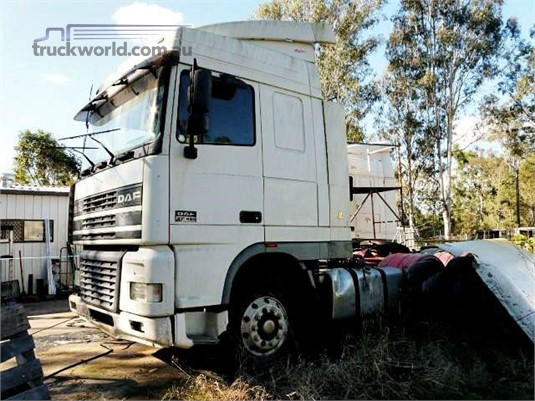 1995 DAF XF95 - Wrecking for Sale