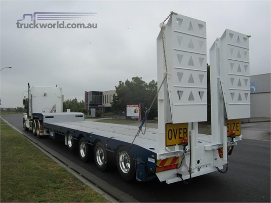 2015 Ati Low Loader Trailer - Trailers for Sale