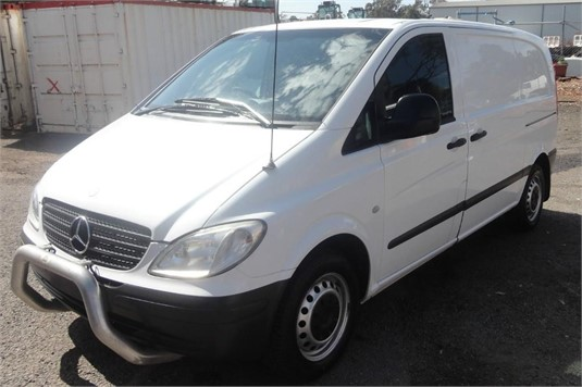 2005 Mercedes Benz Vito 115 Cdi - Light Commercial for Sale
