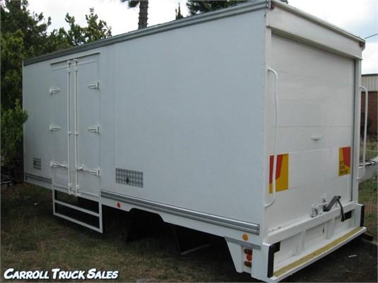 2000 Austruck Aluminium Pantech - Truck Bodies for Sale