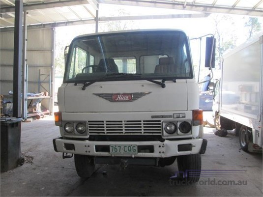 1982 Hino FF177K - Wrecking for Sale