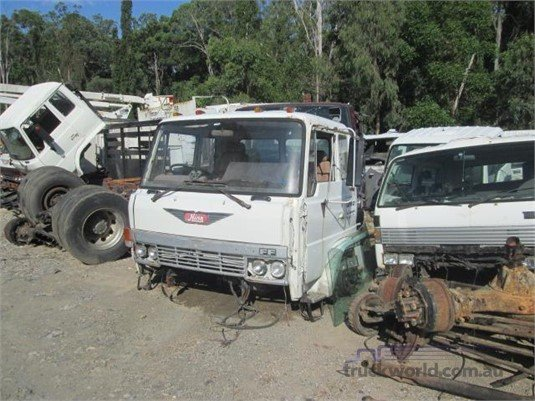 1984 Hino FF177 - Wrecking for Sale
