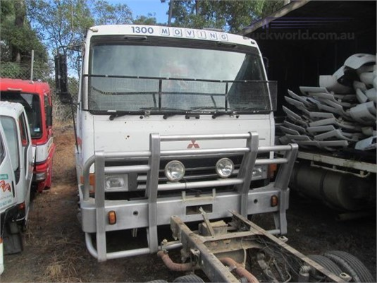 1995 Mitsubishi FP 418 - Wrecking for Sale