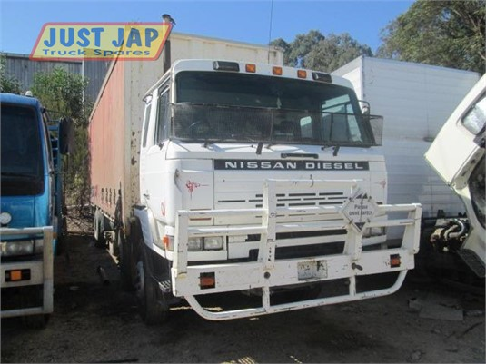 1993 Nissan Diesel CGA46 Just Jap Truck Spares - Wrecking for Sale