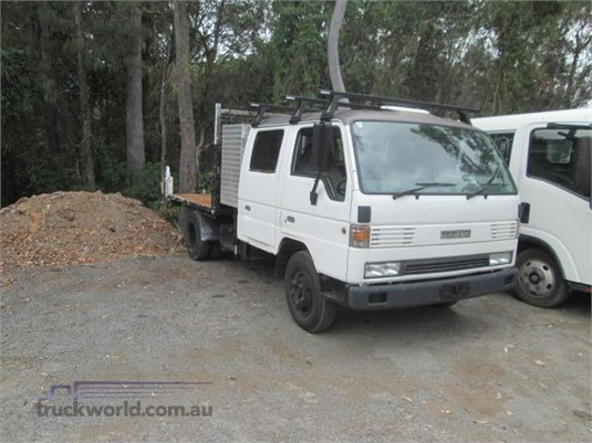 1992 Mazda T4000 Wrecking for Sale