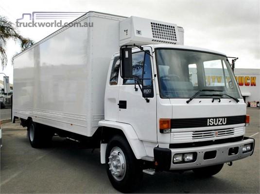 1994 Isuzu FTR 800 City Trucks - Trucks for Sale