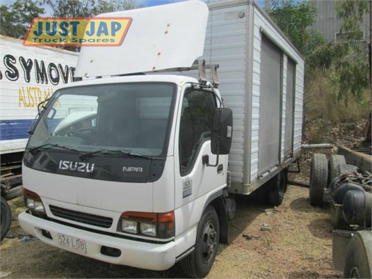 2001 Isuzu NPR71 Just Jap Truck Spares - Wrecking for Sale