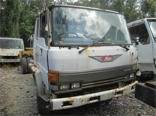 1987 Hino GD Wrecking for Sale
