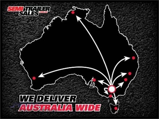 Semi Trailer Sales Laser Cut Chain Anchor Points - Truckworld.com.au - Parts & Accessories for Sale