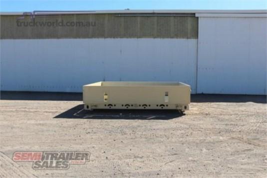 Semi Trailer Sales 10FT Flat Rack - Truckworld.com.au - Parts & Accessories for Sale