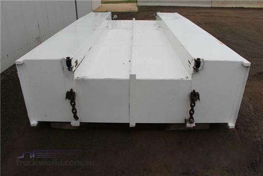 Semi Trailer Sales Belly Box Single Compartment - Truckworld.com.au - Parts & Accessories for Sale