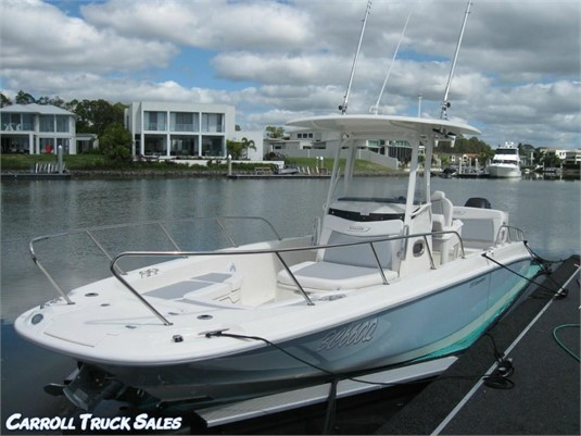 2016 Boston Whaler 270 Dautless - Light Commercial for Sale