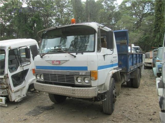 1986 Hino FF177K - Wrecking for Sale
