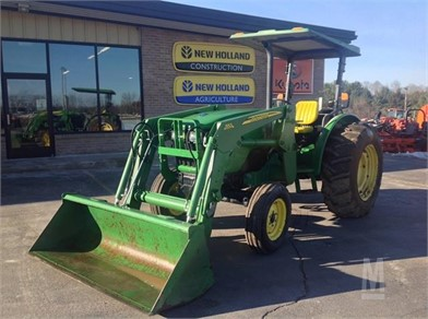 40 HP To 99 HP Tractors For Sale In Hudson, Michigan - 405 Listings