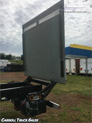 2007 Tieman 2000kg Tailgate Carroll Truck Sales Queensland - Cranes & Tailgates for Sale