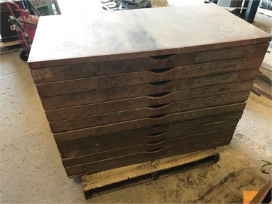 GASKET WOOD CABINET - OLDER Other Auction Results - 1 Listings