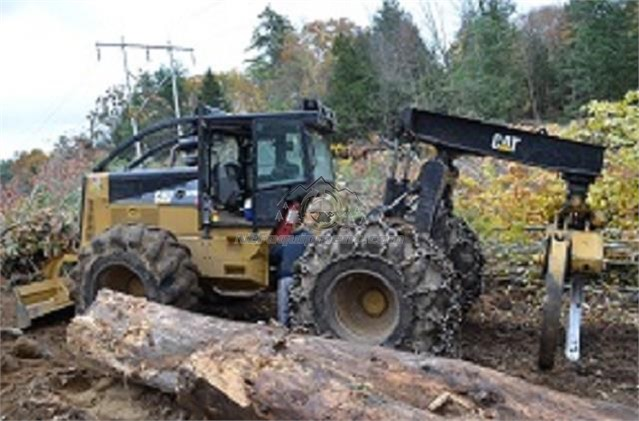 2012 CAT 525C For Sale In Keene, New Hampshire | MarketBook