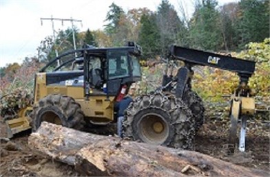 CATERPILLAR Skidders Forestry Equipment For Sale In New