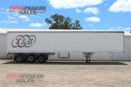 1996 Maxi Cube 45FT Pantech Semi Semi Trailer Sales - Trailers for Sale