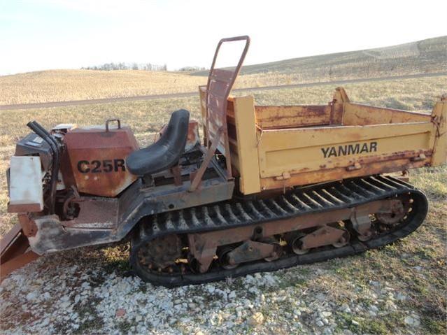 YANMAR C25R For Sale In Cosby, Missouri