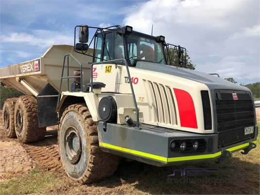 2009 Terex TA40 - Heavy Machinery for Sale
