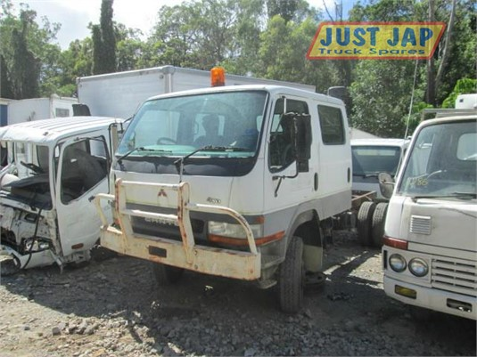 2002 Mitsubishi Canter FE637 Just Jap Truck Spares - Wrecking for Sale