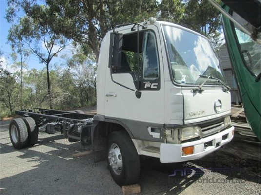 1997 Hino FC - Wrecking for Sale