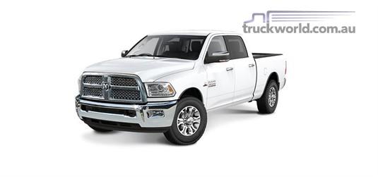 2016 Dodge Ram 2500 Laramie - Truckworld.com.au - Light Commercial for Sale