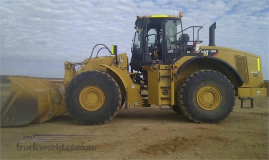 2011 Caterpillar 980H Coast to Coast Sales & Hire - Heavy Machinery for Sale