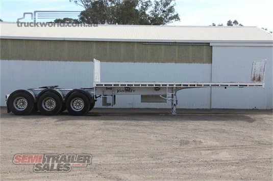 2010 Vawdrey Flat Top A Trailer Trailers for Sale