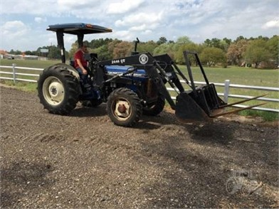 FARMTRAC 555 Auction Results - 5 Listings | TractorHouse com