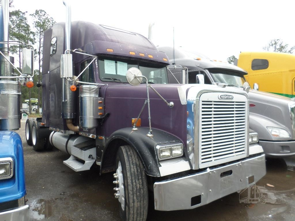 Used Trucks Jacksonville Fl >> 2000 FREIGHTLINER FLD132 CLASSIC XL For Sale In ...