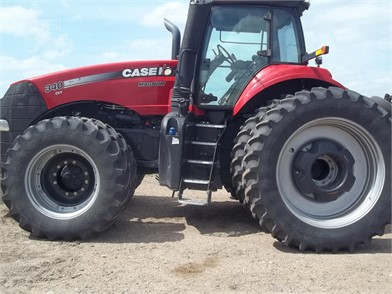 CASE IH MAGNUM 340 CVT For Sale - 31 Listings | TractorHouse