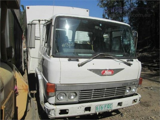 1984 Hino FD - Wrecking for Sale