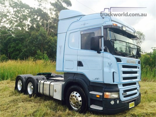 2006 Scania R500 - Truckworld.com.au - Trucks for Sale