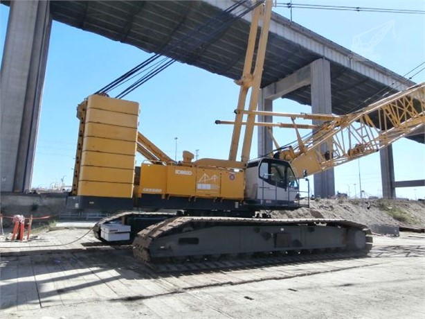 KOBELCO Cranes For Sale - 229 Listings | CraneTrader com | Page 1 of 10