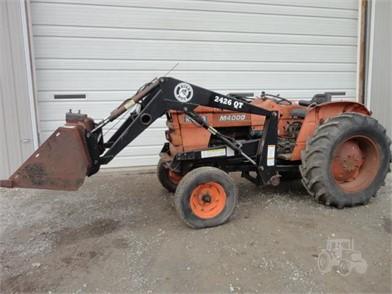 KUBOTA M4000 Auction Results - 8 Listings | TractorHouse com