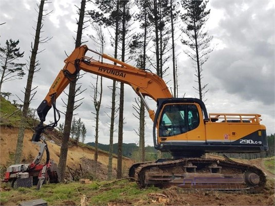 2008 Hyundai Robex 290N LC-9 Heavy Machinery for Sale