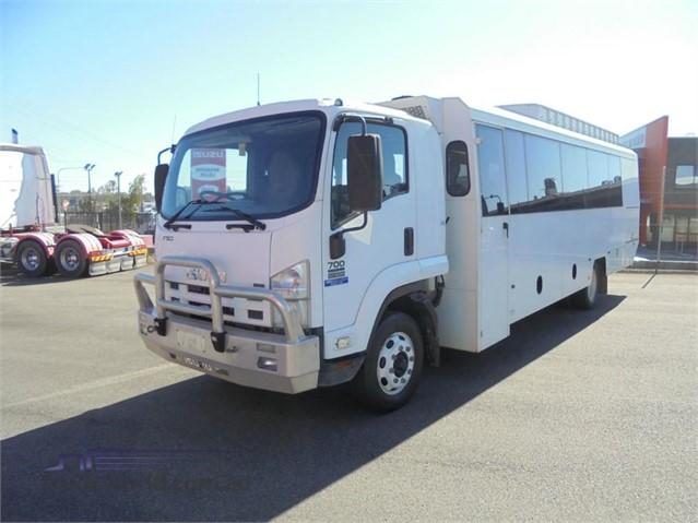 2009 Isuzu FSD 850 Long 4x2 truck for sale Brisbane Isuzu