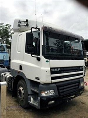 2003 DAF CF85 - Wrecking for Sale