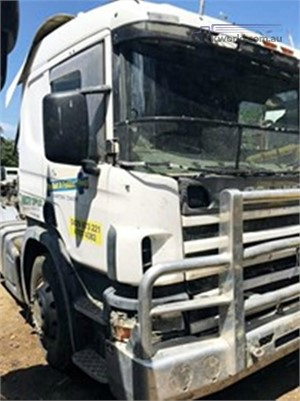 2000 Scania P94 - Wrecking for Sale