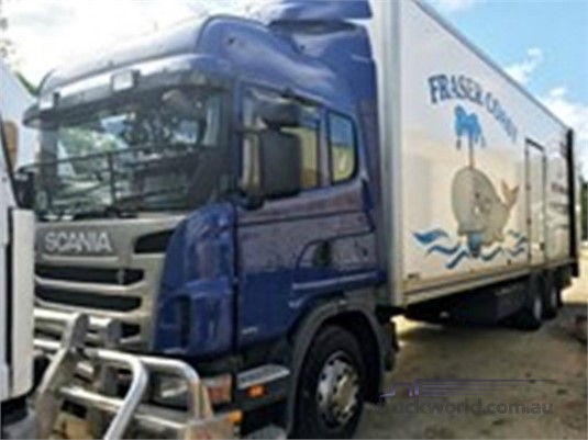 2012 Scania G320 - Wrecking for Sale