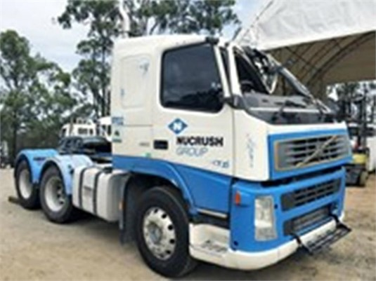 2007 Volvo FM12 - Wrecking for Sale