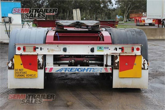 2005 Maxitrans Skel A Trailer Semi Trailer Sales - Trailers for Sale