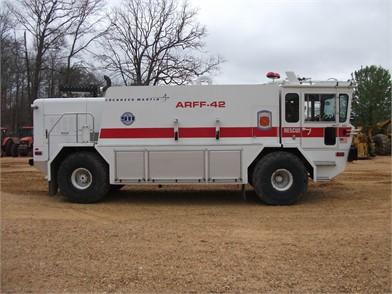 OSHKOSH Fire Trucks Auction Results - 3 Listings | AuctionTime com